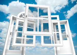 Doors and windows catalogue, sky